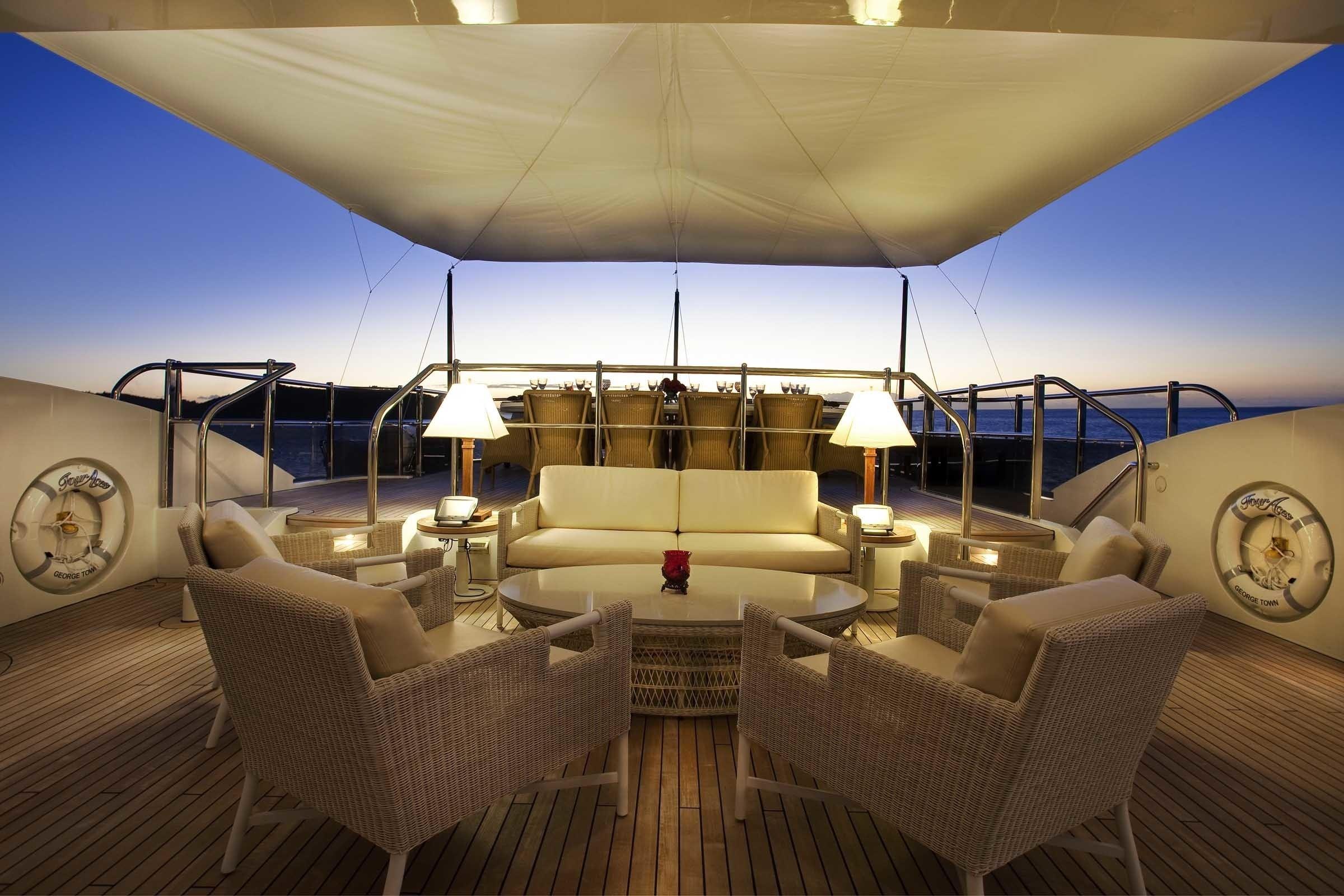 Yacht JAGUAR Benetti Superyacht CHARTERWORLD Luxury Superyacht Charters